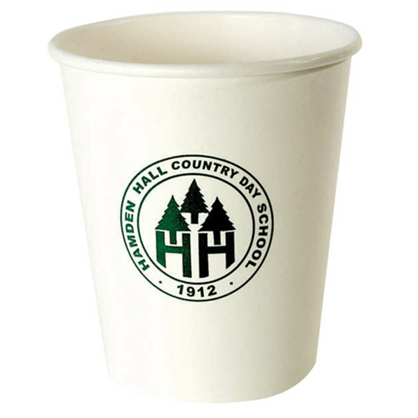 Item #3033-QS All Purpose 8 Ounce Hot Cold Paper Cup