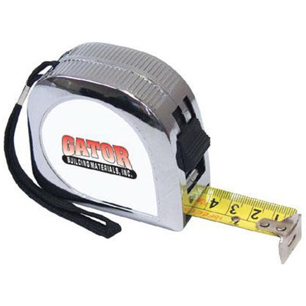 Item #AD-221 18' Tape measure with lock