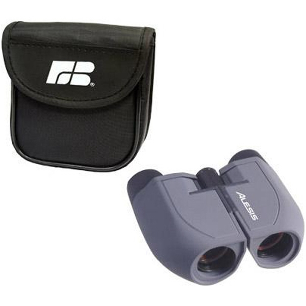 Item #AD-901 10x25 executive binoculars with nylon case