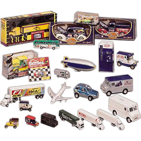 Item #AD-DCCustom Custom die-cast product