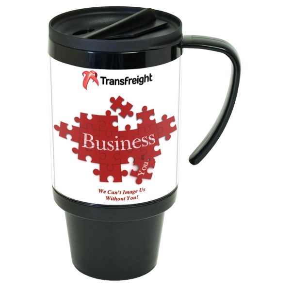 Item #572 16 oz Travel Mug