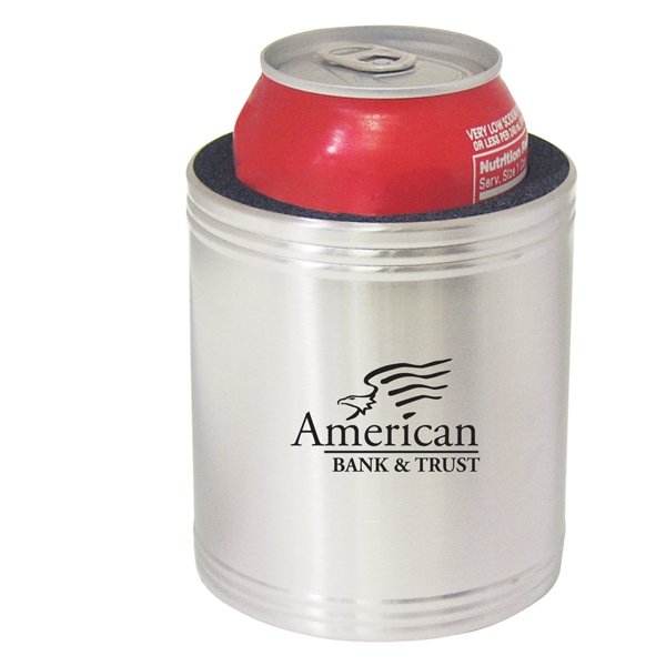 Item #AD-621 Stainless steel can holder