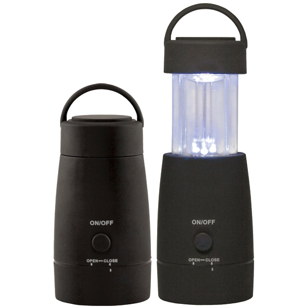 Item #AD-963 14 LED Multi-Function Mini Lantern With Flashlight
