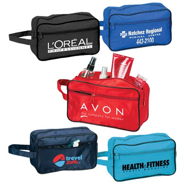 Item #AD-703 Toiletry Travel Bag