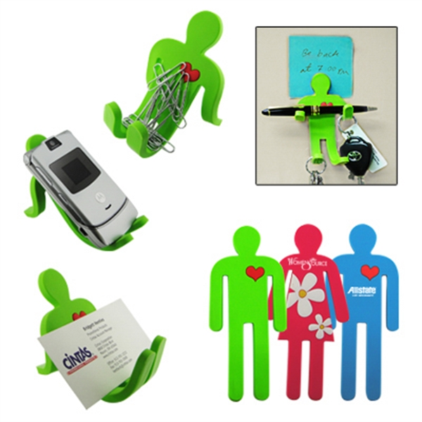 Item #DY-2079 Bendable Magnetic Man