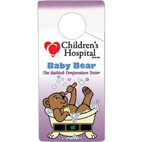 Item #211BB Baby Bear Hanging Bath Thermometer