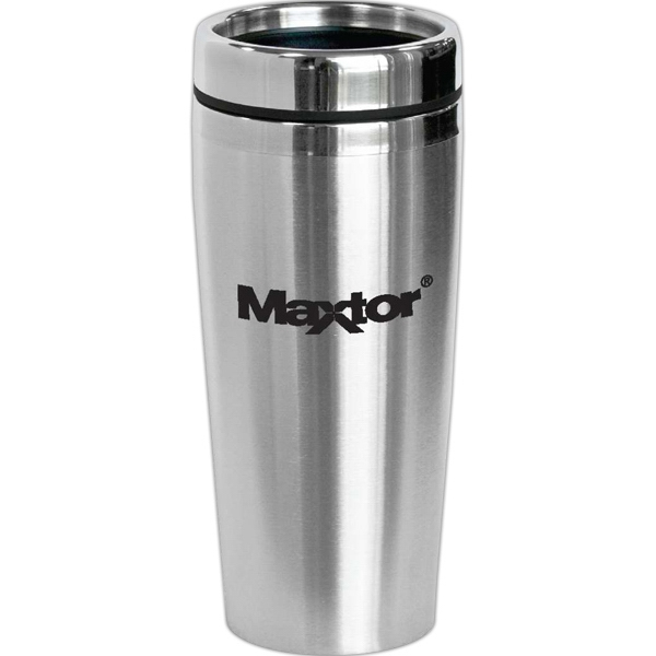 Item #SM352 Wasco - 16 oz Stainless Steel Tumbler