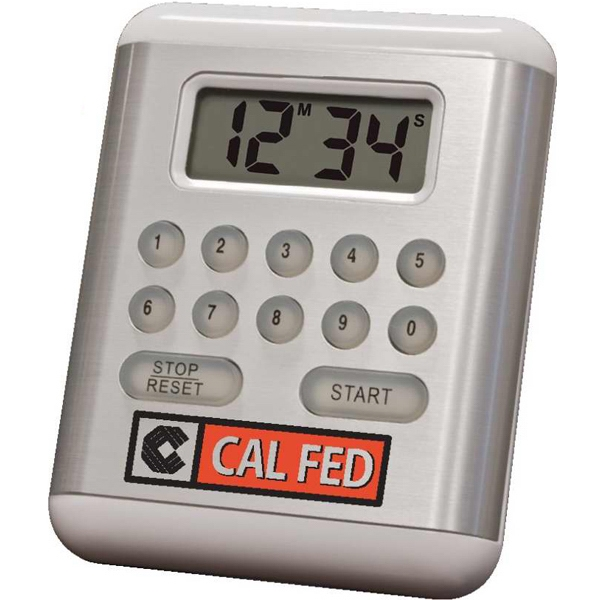 Item #TM45 Quick-Set Digital Timer with Backlight