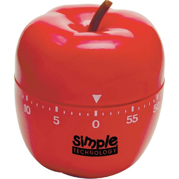Item #TM60 Apple Timer