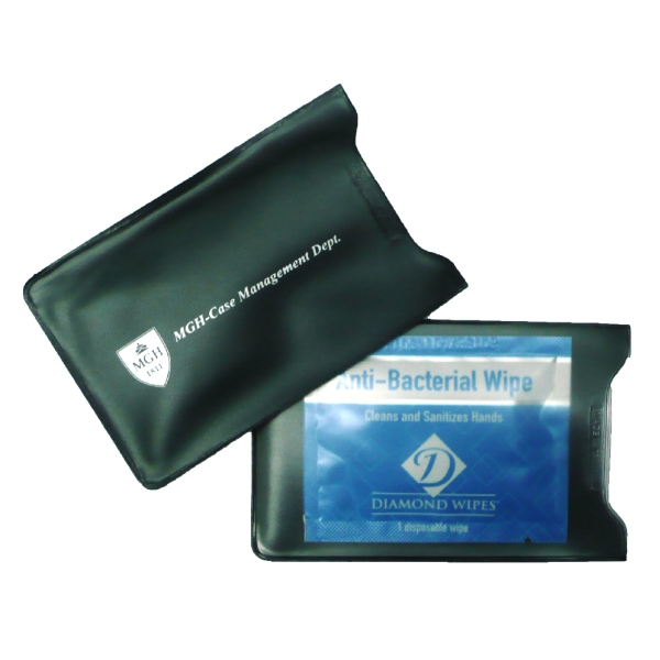 Item #AB10 Anti Bacterial Wipes