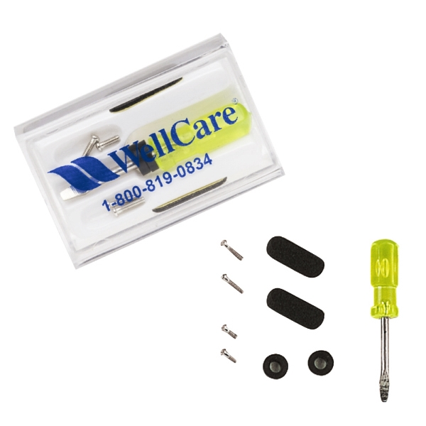 Eyeglass Repair Kit Instructions : Eyeglass Repair Kit - Item #ER167 - ImprintItems.com ...