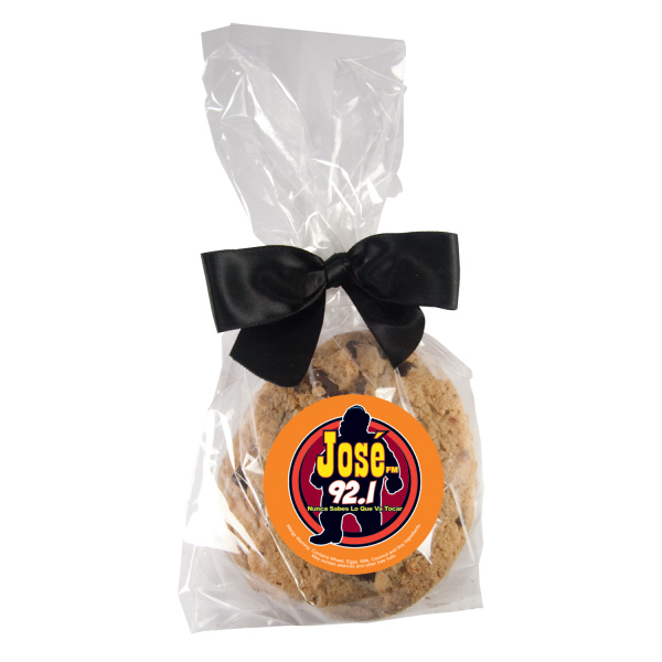 Item #COOKIE AZ003 The Gourmet Cookie 3-Pack - Large Chocolate Chip Cookies