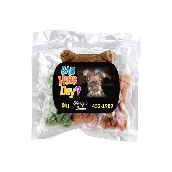 Item #DOG BONE-PP Promo Pack with Dog Bones