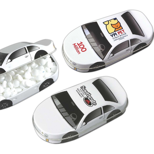 Item #505-JEL Your first car tin car filled with assorted jelly beans