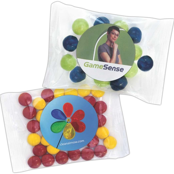 Item #GB-CBU 1oz. Chocolate Buttons Goody Bag