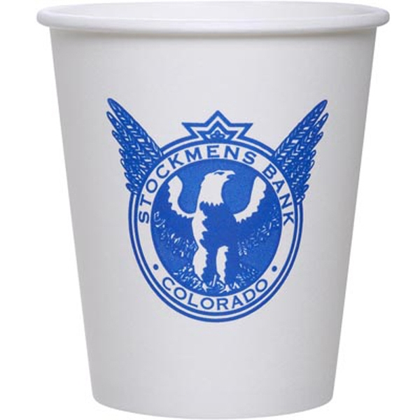 Item #3033-HS All Purpose 8 Ounce Hot Cold Paper Cup