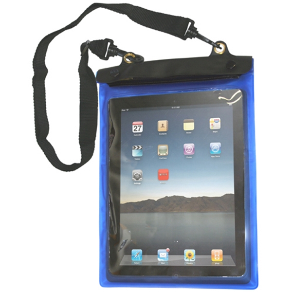 Item #AD-5189 Waterproof Pouch for Tablet PC