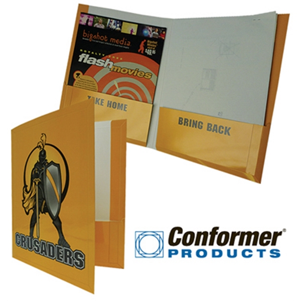 Item #29-65-CON-4CP Conformer® Capacity Reinforced Edge Folder