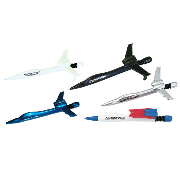 Item #AIRLINE 738-VE Airplane Pen #E738VE