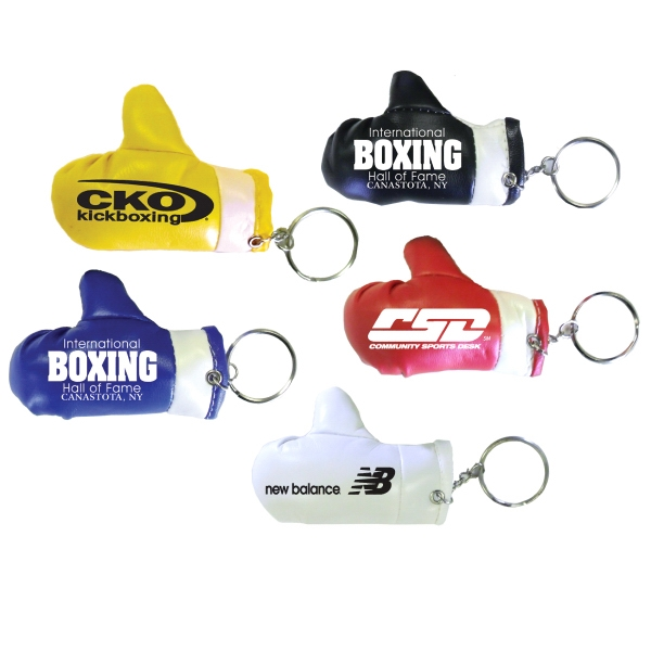 Item #KEY 630 SPORTS Boxing Glove Keychain - E630