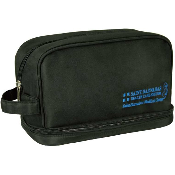 Item #AW-387 Durable 2-Story Toiletry Bag