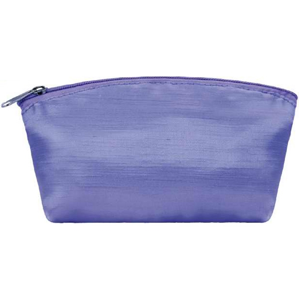 Item #AW-444 Shimmery Satin Pouch