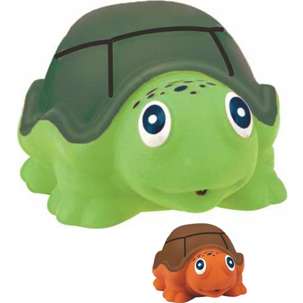 Item #IS-0171 Rubber Squirting Mouth Turtle