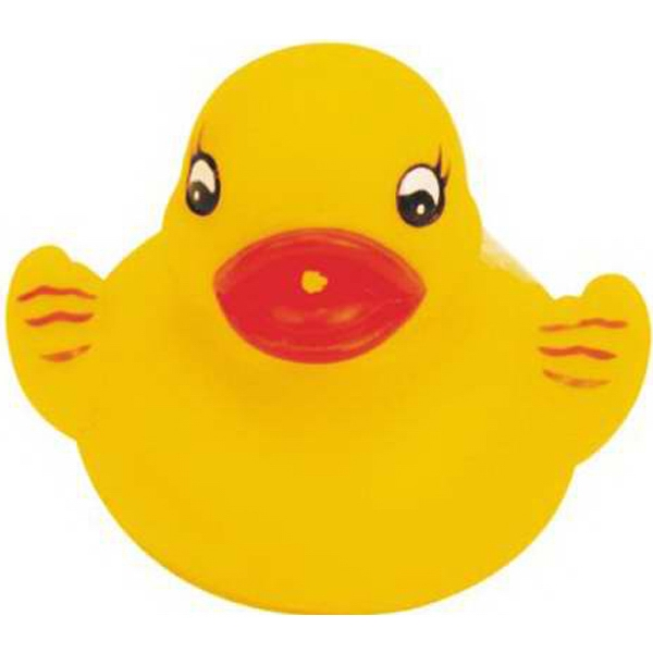 Item #IS-0172 Rubber Squirting Mouth Duck