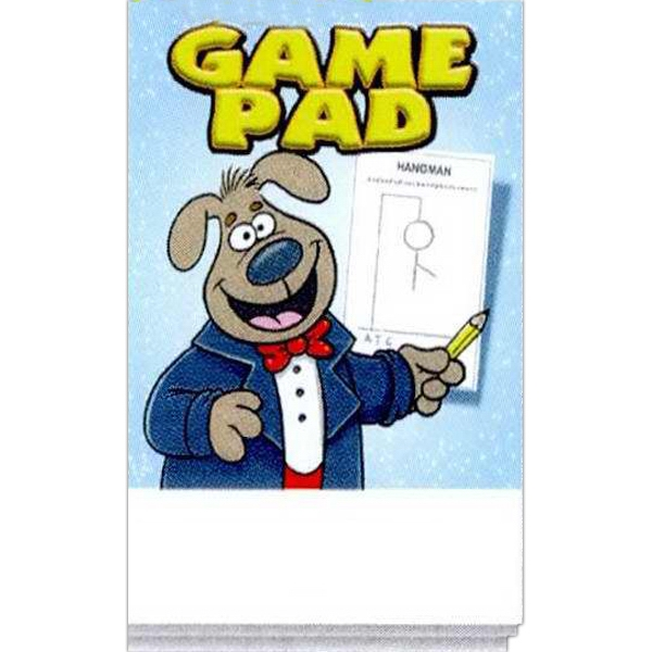 Item #0065 Game Pad Activity Pad