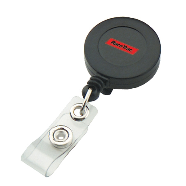 Item #BADGE-REEL-K Retractable Badge Reel