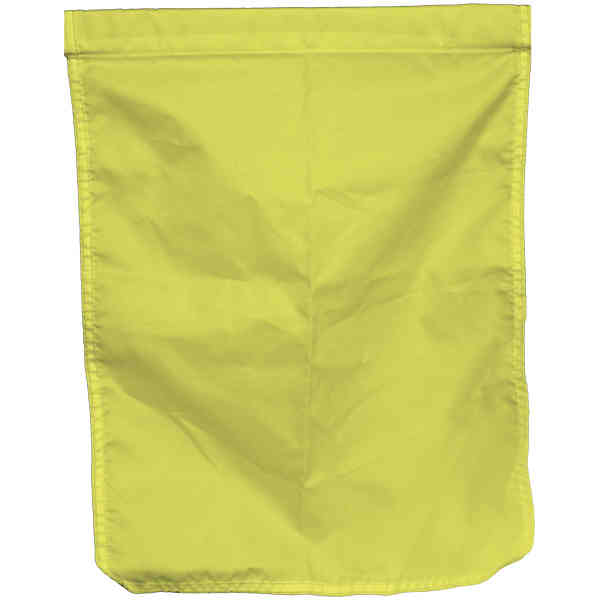 Lime Green Blank garden flag 13 x 17 Item 66076