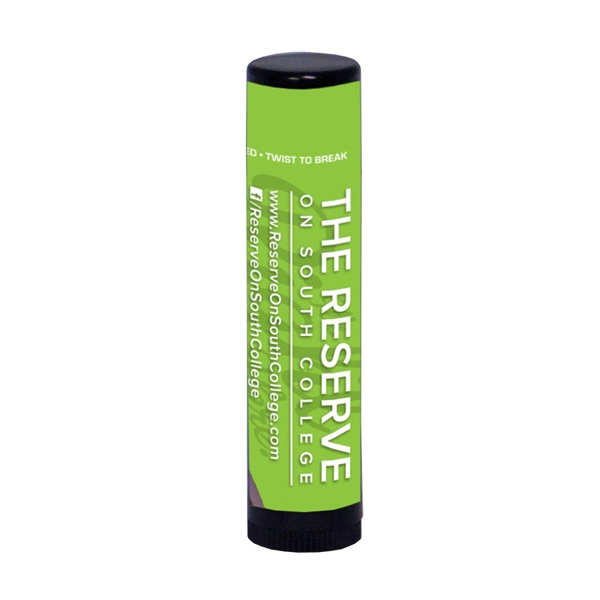 Item #LIP-BALM-CAFF Green Tea Caffeinated Lip Balm