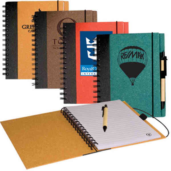 Item #PL-3819 Eco-Responsible (TM) - Clearance eco journal book combo. While supplies last. Closeout.
