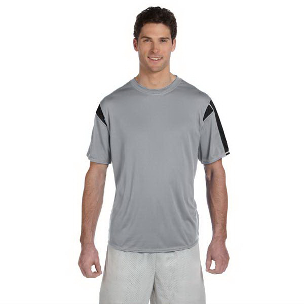 Russell athletic short sleeve performance t shirt item for Custom printed performance shirts