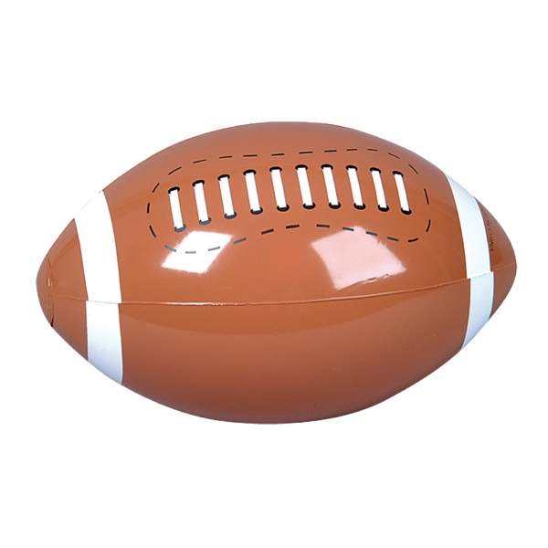 Soft Squeezable Football & Variety