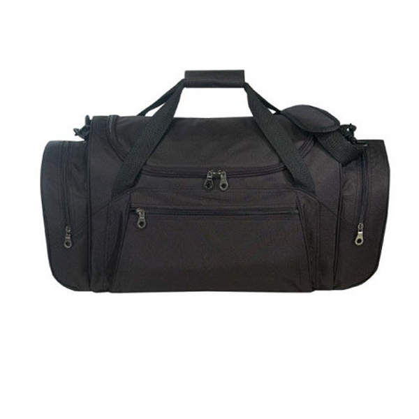 Item #B-8982 Poly Deluxe Duffel Bag