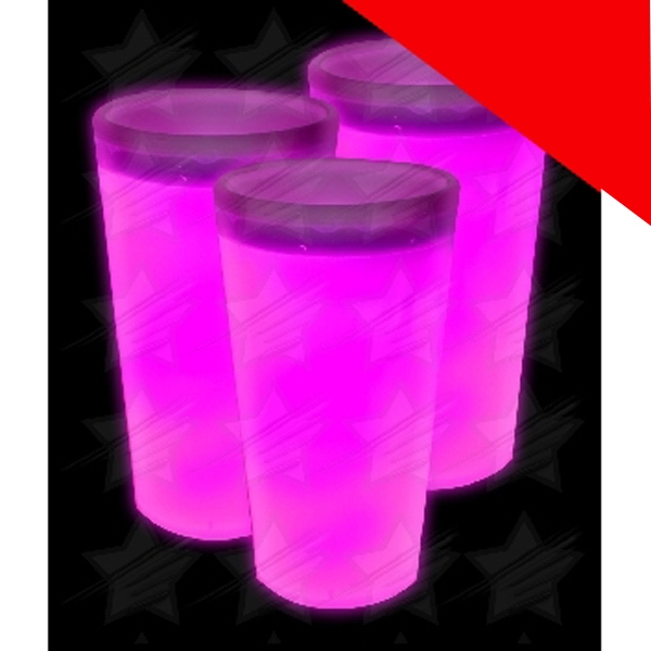 Blank Glow Cup Light Up