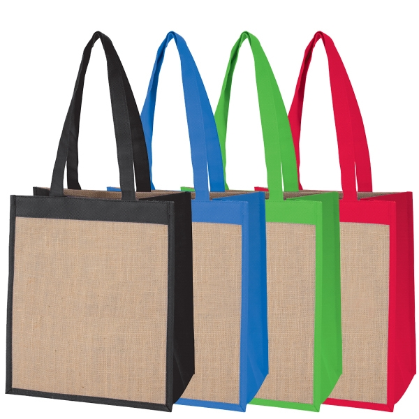 Item #B-7255 Shopping Tote Bag