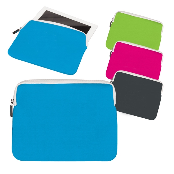 Item #B-7338 iPad Zipper Sleeve