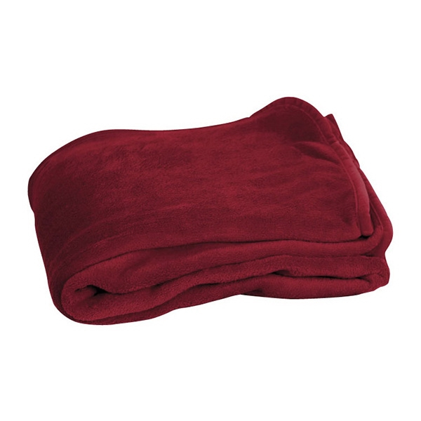 Item #BK811 Brentwood - Super Plush Coral Fleece Blanket