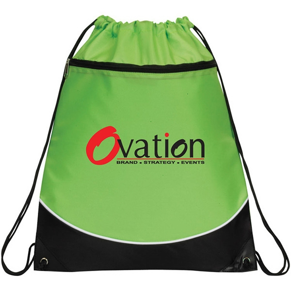 Item #DB140 Atlantis Drawstring Backpack