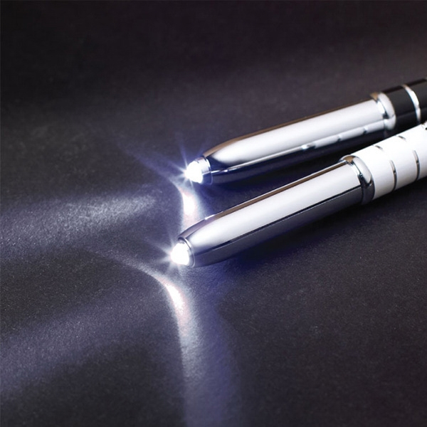 Item #P242 Mirage LED Touch Stylus Pen