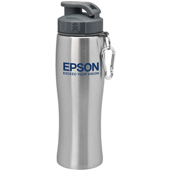 Item #SM020 Imperial - 28 oz Stainless Steel Sports Bottle