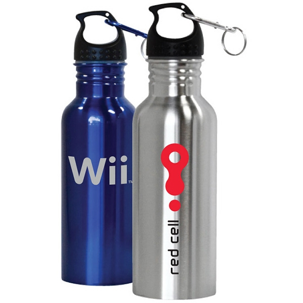 Item #SM630 Filmore - 22 oz Aluminum Sports Bottle