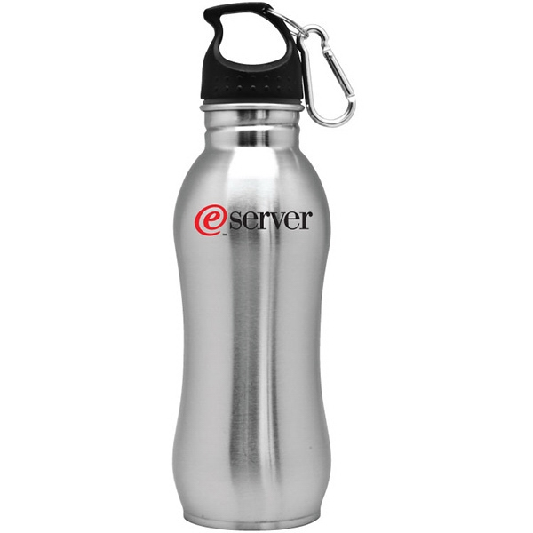 Item #SM740 Eastvale - 20 oz Stainless Steel Sports Bottle