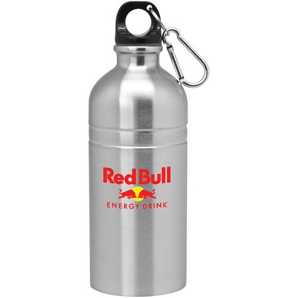 Item #SM760 Saratoga - 20 oz Stainless Steel Sports Bottle