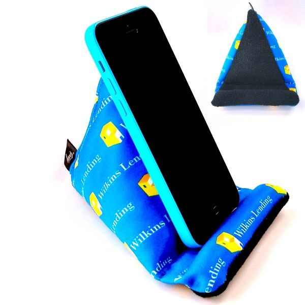 Item #TOY-W03 The Wedge Mobile Device Stand -- Ash