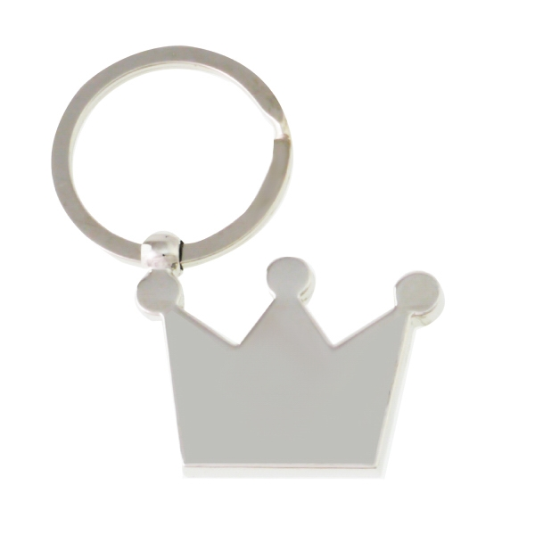 Item #KW-1024 Royalty Crown Key Tag