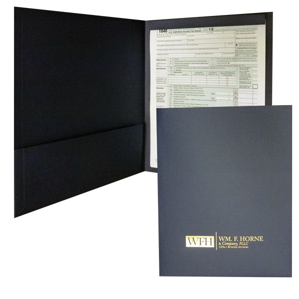Item #08-36-CON-FOIL Conformer® Expansion Tax Folder