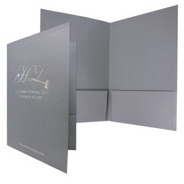 Item #14-65-CON-FOIL Conformer® Legal Size Capacity Folder